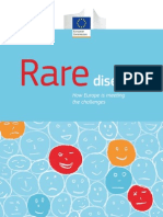 Rare Diseases How Europe Meeting Challenges En