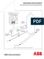 Carbonation Control Systems