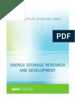2009 Energy Storage-U.S. Department of Energy