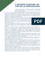 TEST MACHOVER VALOR DEL ESQUEMA CORPORAL EN LA EVALUACIÓN DE LA PERSONALIDAD1