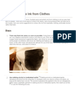 How to Remove Ink from Clothes_ 11 Steps - wikiHow.pdf