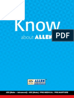 ALLEN Career Institute 2013-14 -Brochure