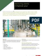 Resins Manufacturing Plants