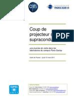Dossier de Presse_Supraconductivité_10 mars 2011