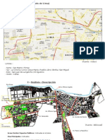 Mapa Lima Cercado