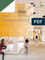 Architecure and Sustainability
