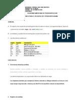 Llenado Del Periodontograma