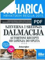Kuharica Hrvatskih Regija 2013 - Dalmacija 1