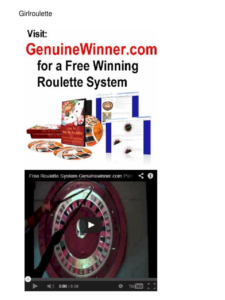 Girlroulette | Gambling | Roulette