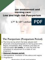 1001331 Postpartum Nursing Care