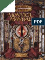 Monster Manual 3.5