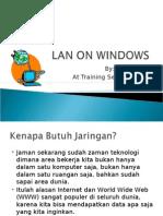 Lan on Windows