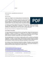 Pub Letter to Ani Re Reglan