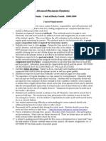 AP Chem Course Description (08-09 Rev)