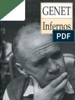 Jean Genet Infernos Hiena Editora 1990