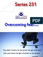 LMS 231 Overcoming Fear