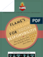 FLAME's Leadership for Social Responsibility (October 2013)