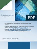 Posmodernismo 5 Dic