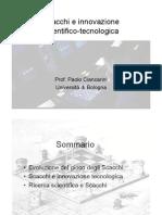 Scacchi e Innovazione Scientifico Tecnologica