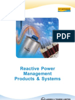 Reactive Power Managment Solution