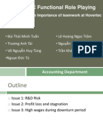 Group 1 Accounting - Case 1 - K50BF