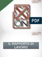 1 - Il Rapporto Di Lavoro - Overview