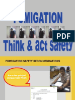 Fumigation Think and Acts Safety