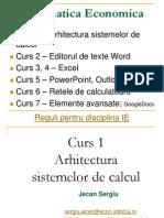 Curs 1 - Arhitectura Sistemelor de Calcul (1) (2)