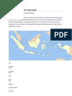 Daftar Provinsi Di Indonesia