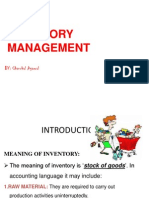 Inventry Mgmt