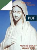 Catholique Magazine Janvier 2013
