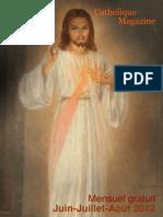 Catholique-Magazine JUIN 2012