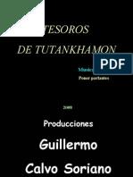 Los Tesoros de Tutankhamon - Imágenes