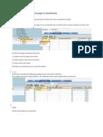 Demo on bar code printing using sap scripts/smart forms.
