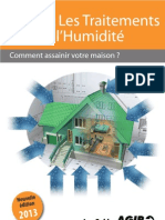 Guide Traitements Humidite Edition 2013-2