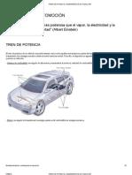 TREN DE POTENCIA _ INGENIERÍA DE AUTOMOCIÓN