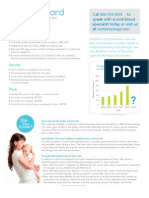 Advantages of Cord Blood and Cord Tissue Banking With Americord