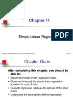 ch11-SimpleRegression