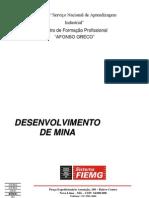 Desenvolvimento de Mina