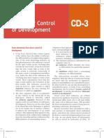 Molecular Control of Development