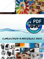 Catálogo Integral 2013