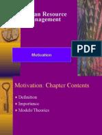 HRM-Motivation