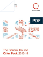 General Course Offer Pack