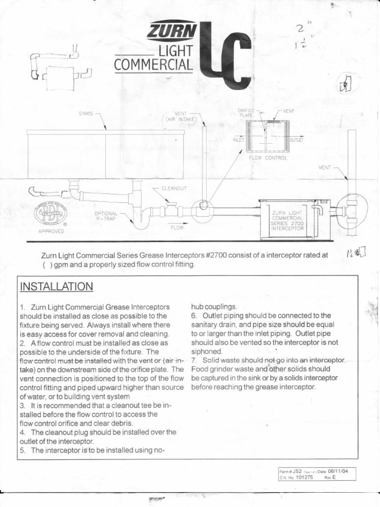 Zurn light commercial hydraulic engineering building engineering aloadofball Choice Image