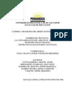 Proyecto de La Contaminacion Azcunaga Equipo 4