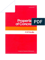 Properties of Concrete by Adam Neville
