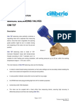 Technical Leaflet CIM 727