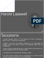 Harold Lasswell - Talcott Parsons - Orlandini