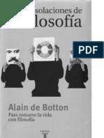 Botton, Alain de - Las Consolaciones de La Filosofia