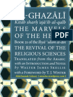 Al GhazalisMarvelsOfTheHeart